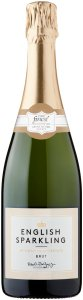 Tesco Finest English Sparkling Brut Kent, England NV