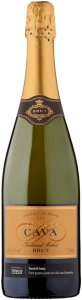 Tesco Cava Brut NV, Spain