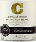 Label for Tesco finest* Quitralman Sauvignon Blanc