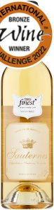 Tesco finest* Sauternes 37.5cl (Half Bottle)