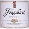 Label for Freixenet Extra Vintage Brut Rosado 75cl