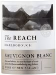 Label for The Reach Marlborough Sauvignon Blanc 75cl