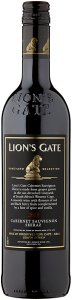 Lion's Gate Cabernet Sauvignon Shiraz 75cl