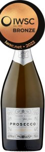 Tesco finest* Bisol Prosecco 75cl - Case of 6
