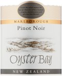 Label for Oyster Bay Marlborough Pinot Noir 75cl