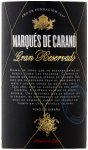 Label for Marqués de Caranó Gran Reservado 75cl