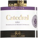 Label for Catedral Reserva Dao