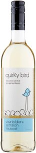 Quirky Bird Chenin Blanc Semillon Muscat 75cl
