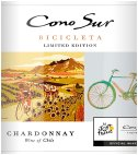 Label for Cono Sur Bicicleta Chardonnay 75cl