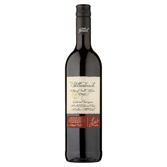 Tesco finest Stellenbosch Red