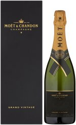 Moët & Chandon Grand Vintage Brut Champagne 75cl