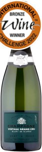 Tesco finest* Vintage Champagne Grand Cru 75cl