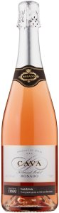 Tesco Cava Rosé NV, Spain