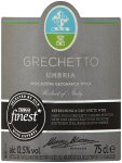 Label for Tesco finest* Grechetto 75cl