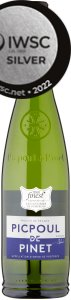 Finest Picpoul de Pinet 2015, Languedoc, France